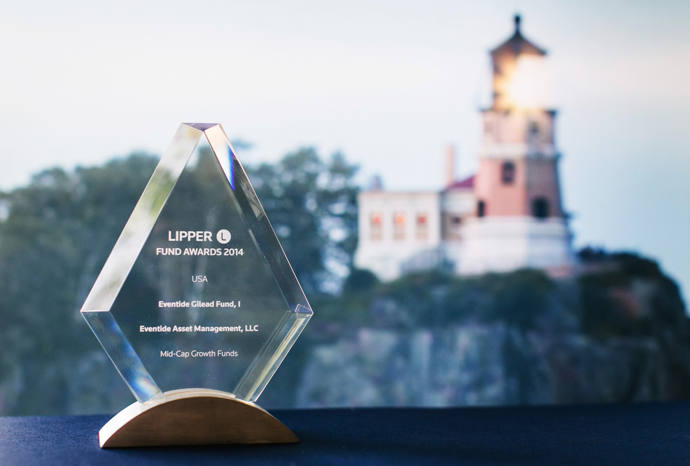 Eventide Gilead Fund Wins 2014 Lipper Fund Award
